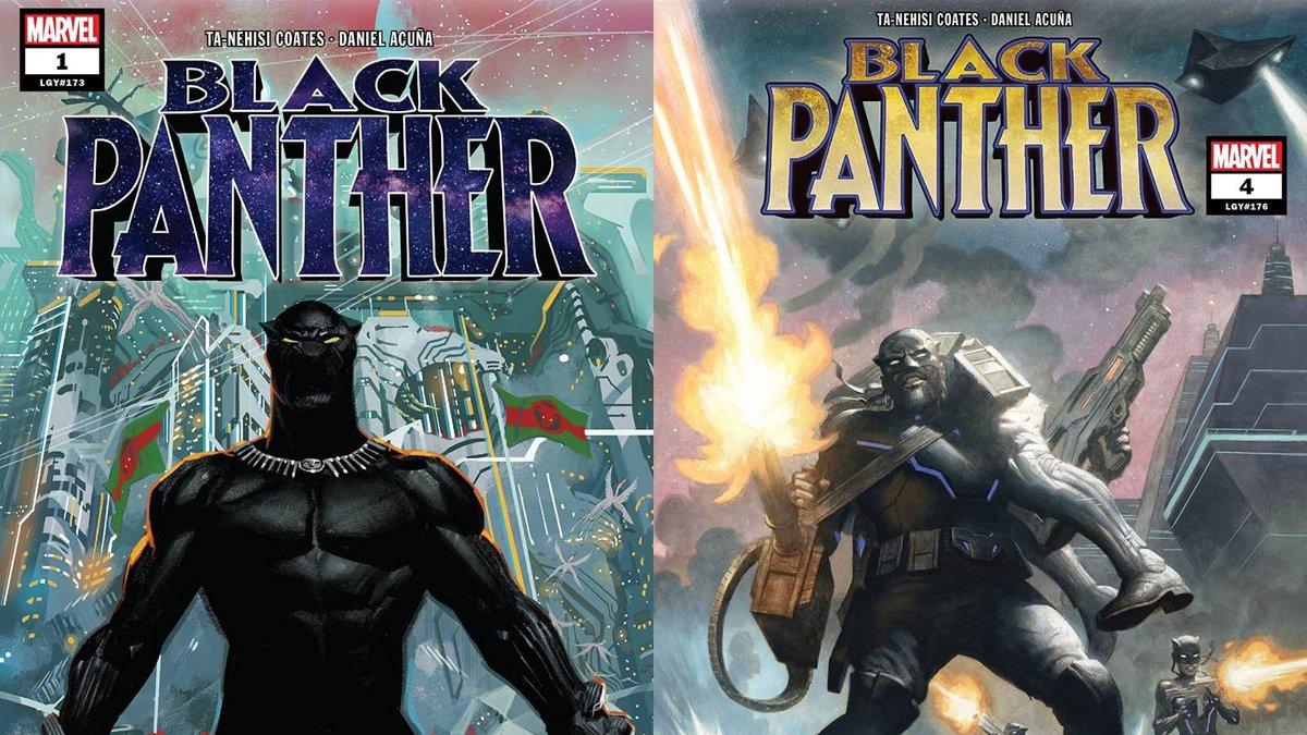 Comics Marvel Black Panther