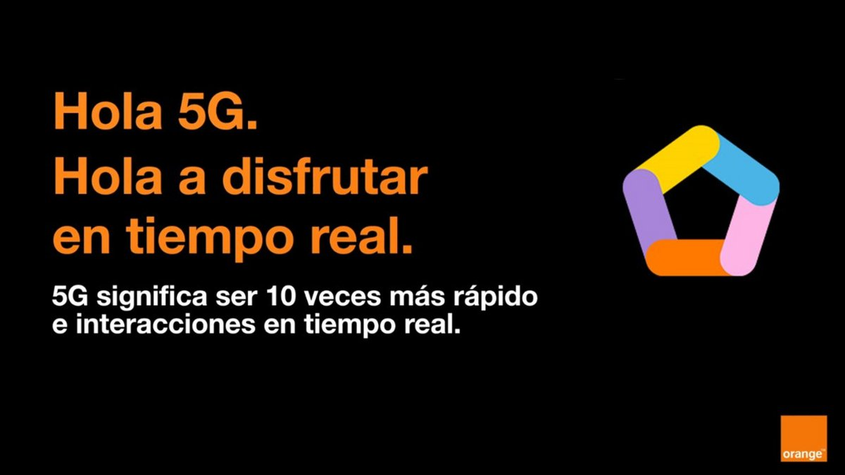 5G Orange Espagne