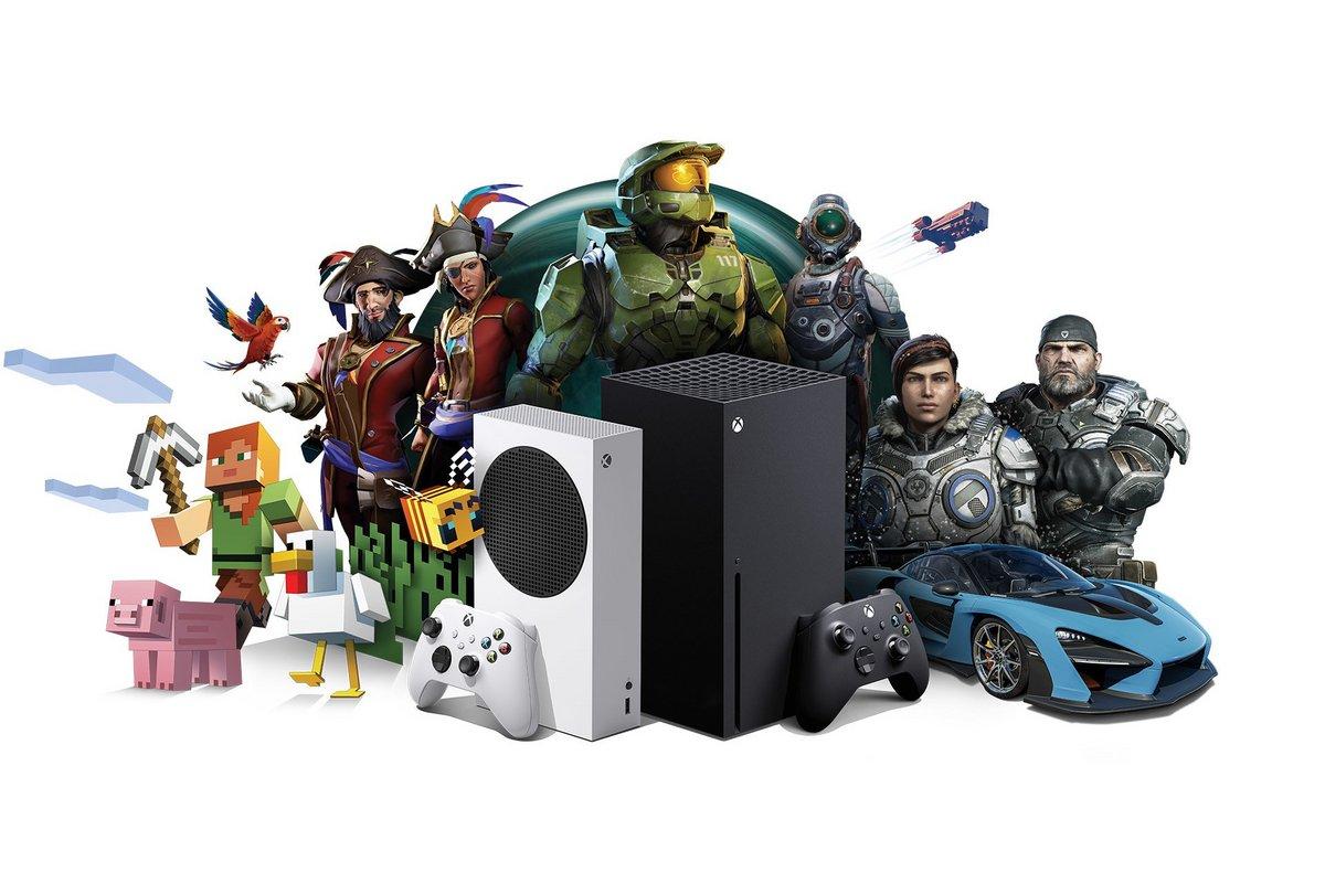Xbox All Access © Microsoft