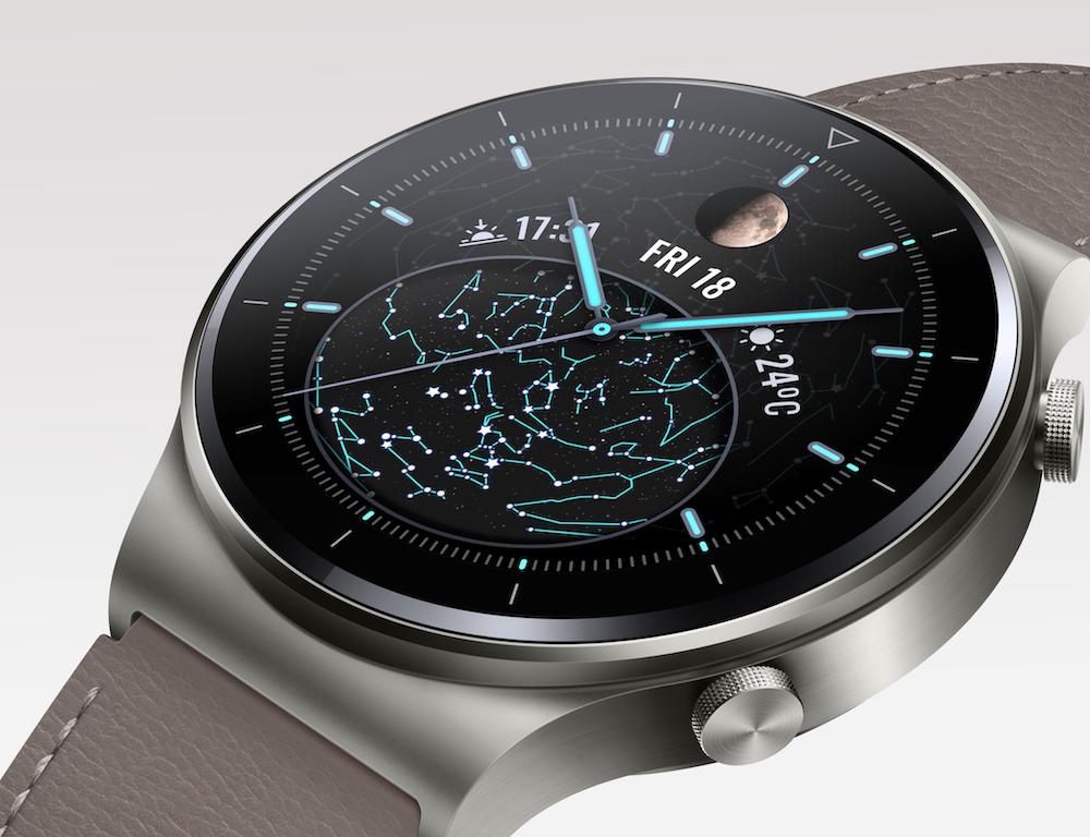 Huawei Watch GT 2 Pro © Huawei