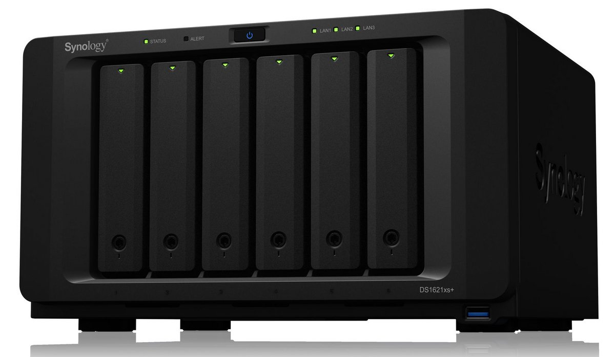 Synology DS1621xs+ © Synology