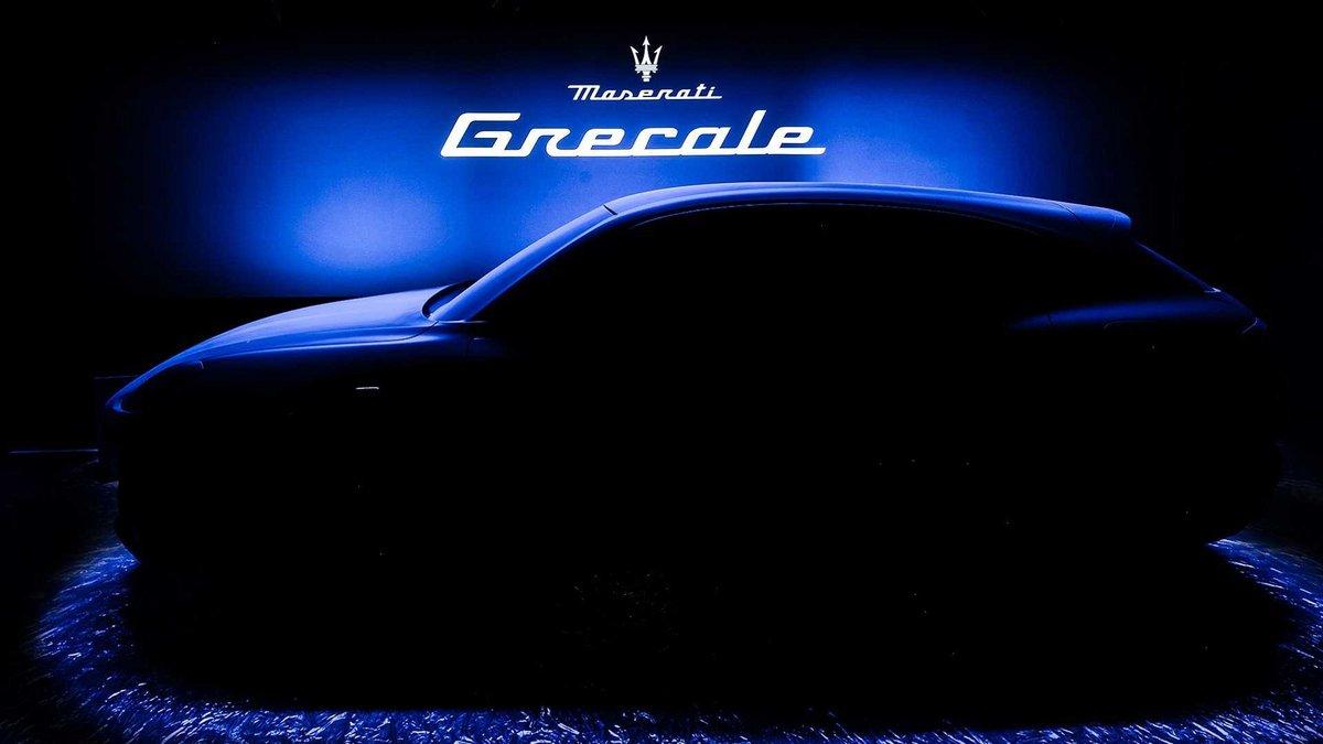 Maserati Grecale © Maserati
