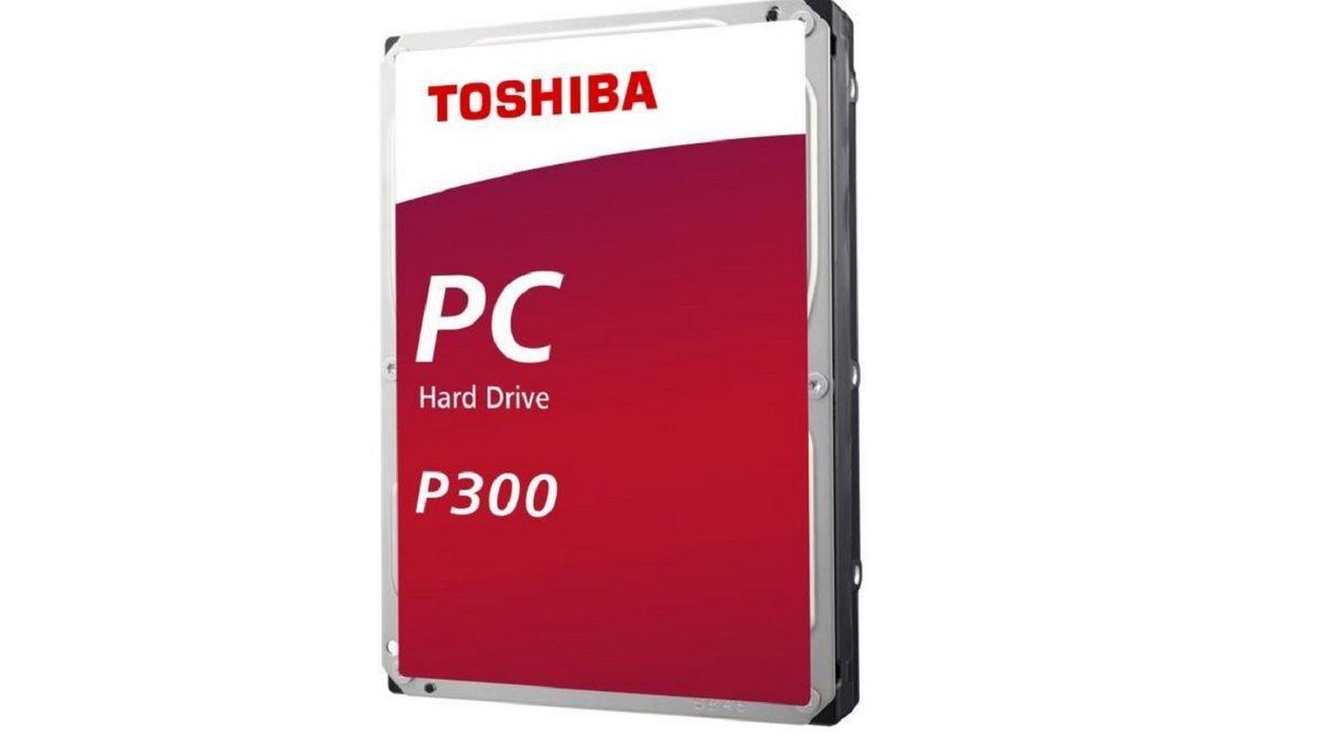 Disque dur Toshiba 4 To