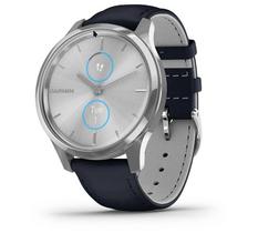 Test Garmin vívomove Luxe : la montre connectée hybride stylée et sportive