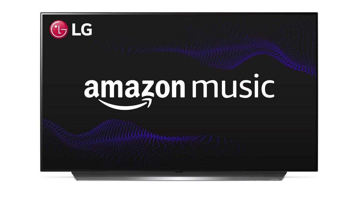 Amazon Music LG