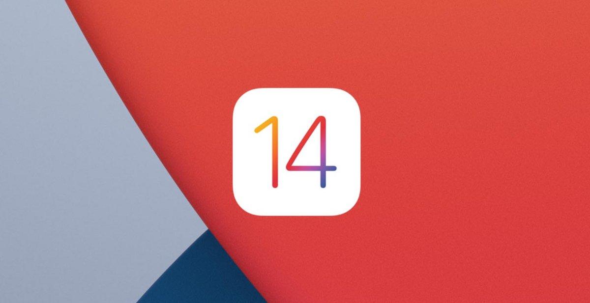 iOS 14 © Apple