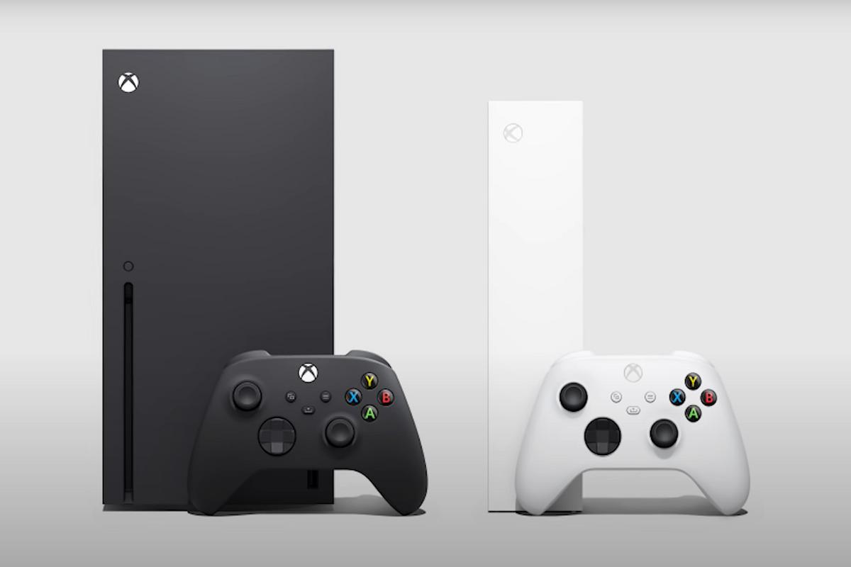 Xbox series X et S © Xbox