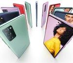 Le Samsung Galaxy S20 Fan Edition a désormais un prix