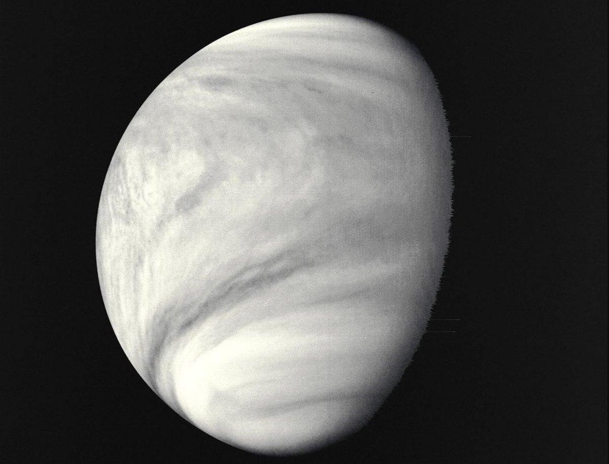 Venus Pioneer © NASA