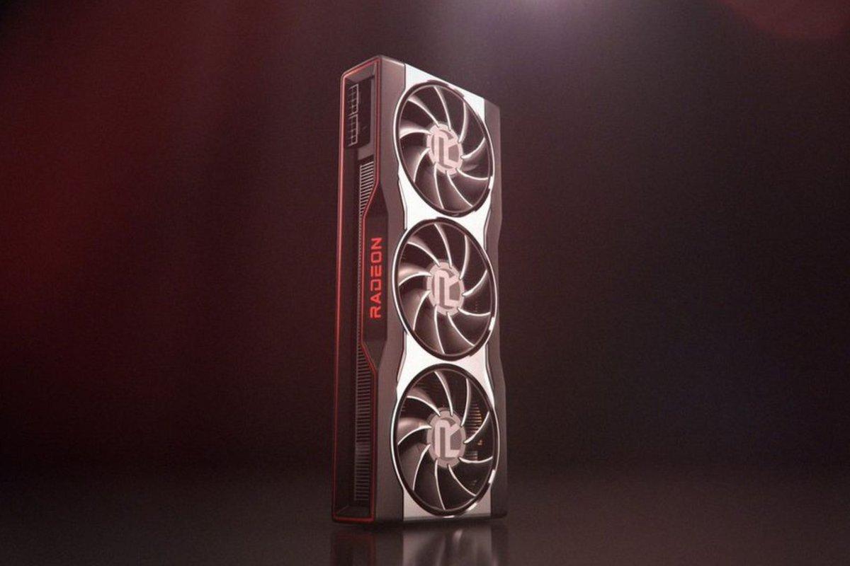 AMD Radeon RX 6000 © © AMD