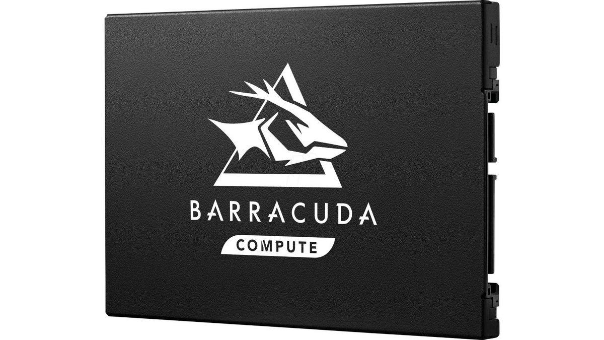 SSD Seagate BarraCuda Q1 480 Go