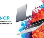 Honor MagicBook 14 et Magibook Pro : 100€ de remise sur la gamme Ultrabook Honor
