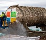 Le data center sous-marin de Microsoft refait surface après deux ans d'immersion