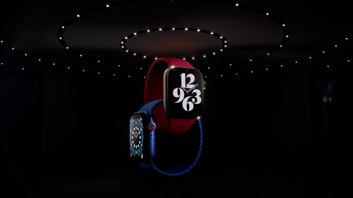 Apple Watch Series 6 © © Apple