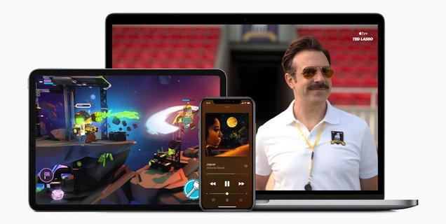 Apple One : un nouvel abonnement pour regrouper tous les services Apple