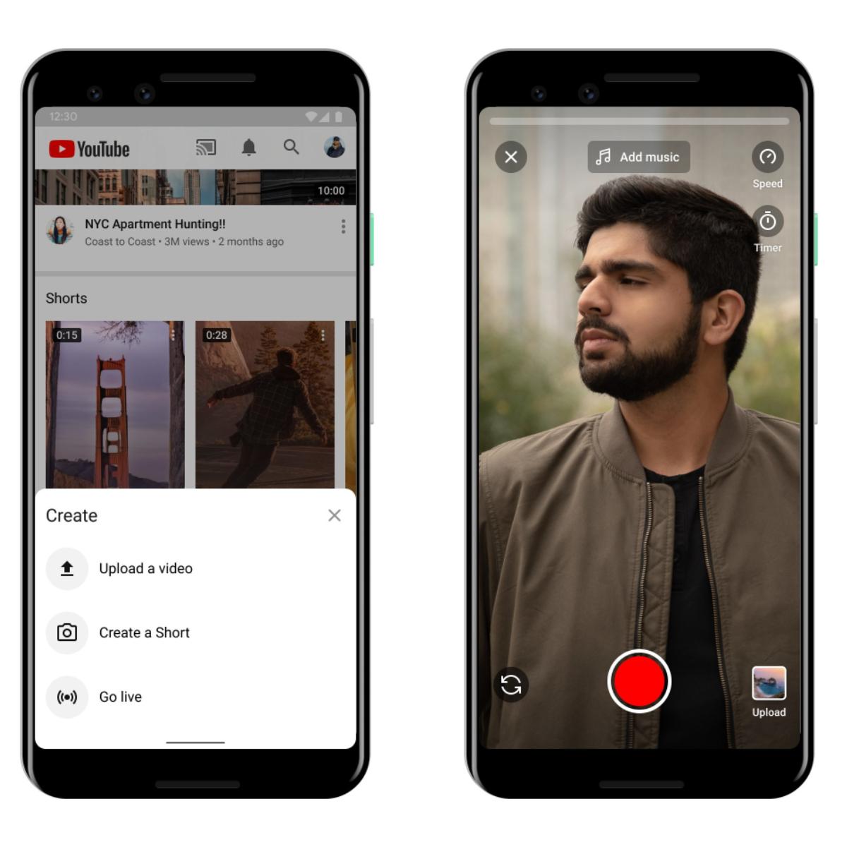 YouTube Shorts, le clone de Tiktok par Google, se lance. Vers un succès à la Google+ ?