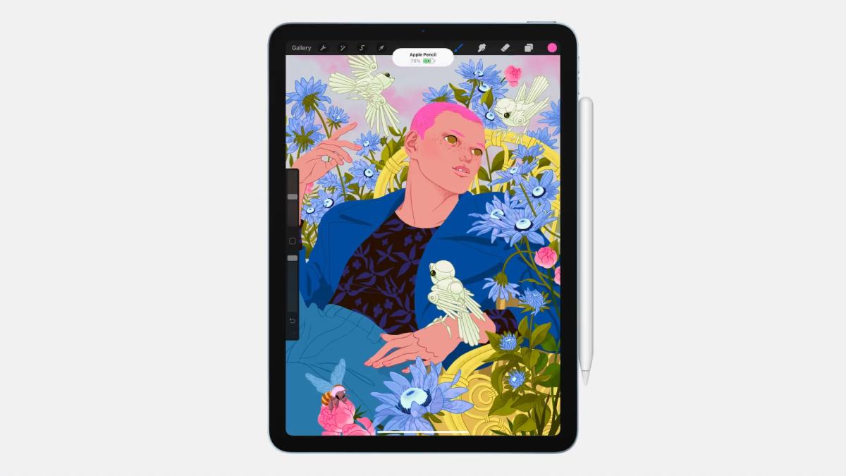 iPad Air © © Apple