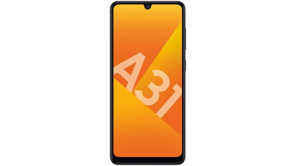 smartphone Samsung Galaxy A31