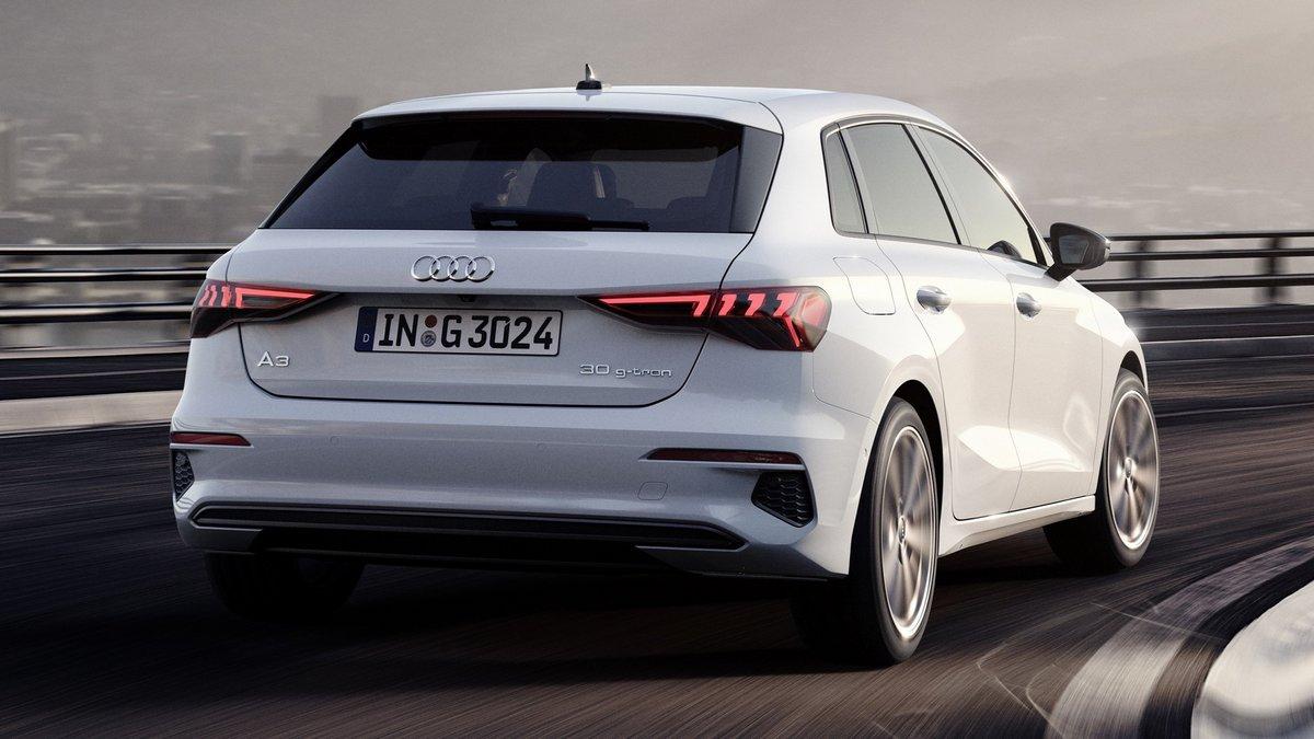 Audi A3 g-tron © Audi