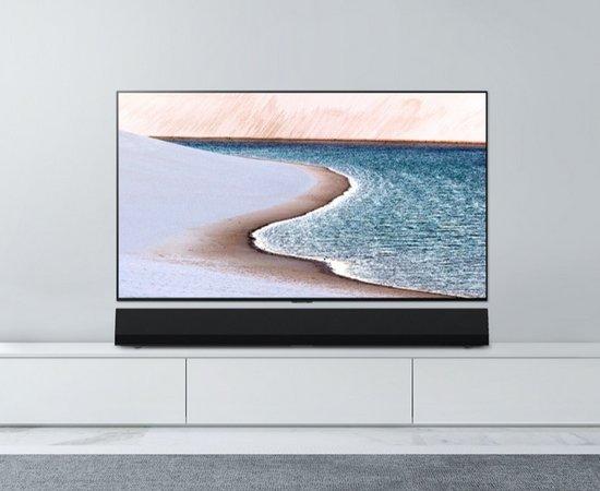 LG OLED 65GX / LG GX Soundbar