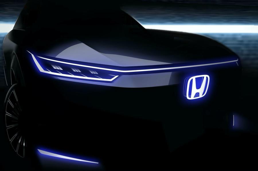 Honda électrique © Honda