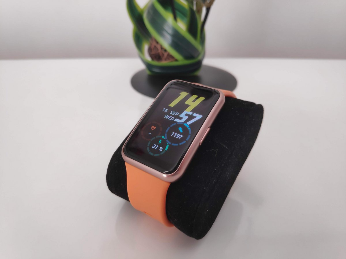 Huawei Watch Fit - Présentation