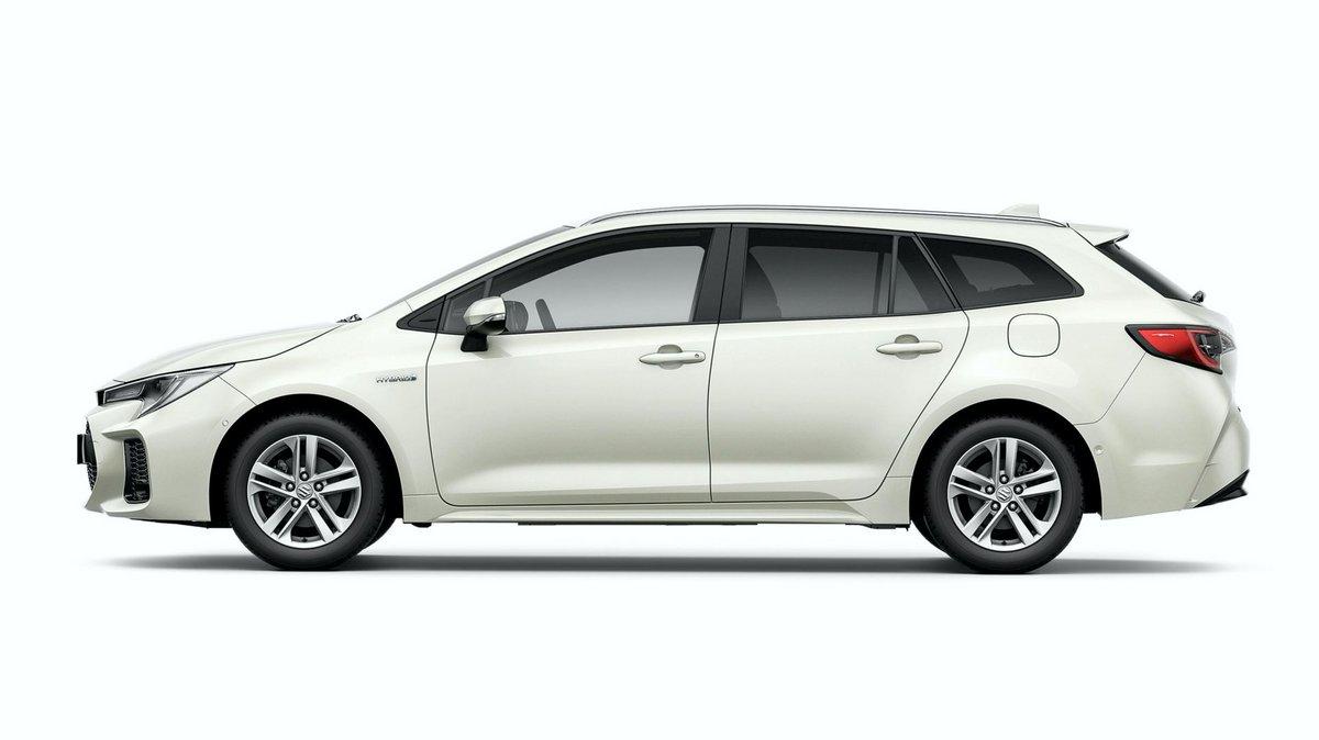 Suzuki Swace 2021