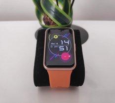 Test Huawei Watch Fit : une montre connectée originale pour coacher vos séances de fitness