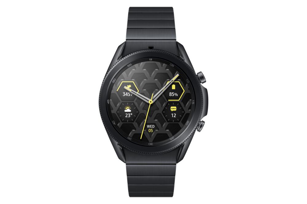 Samsung Galaxy Watch 3 Titane © Samsung