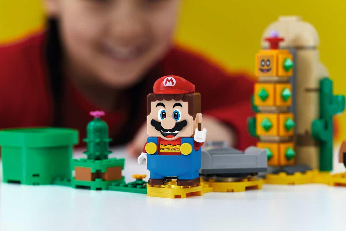 Lego Mario © Lego
