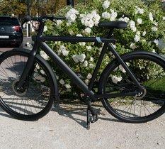 Test du vélo électrique VanMoof S3: une jolie réussite