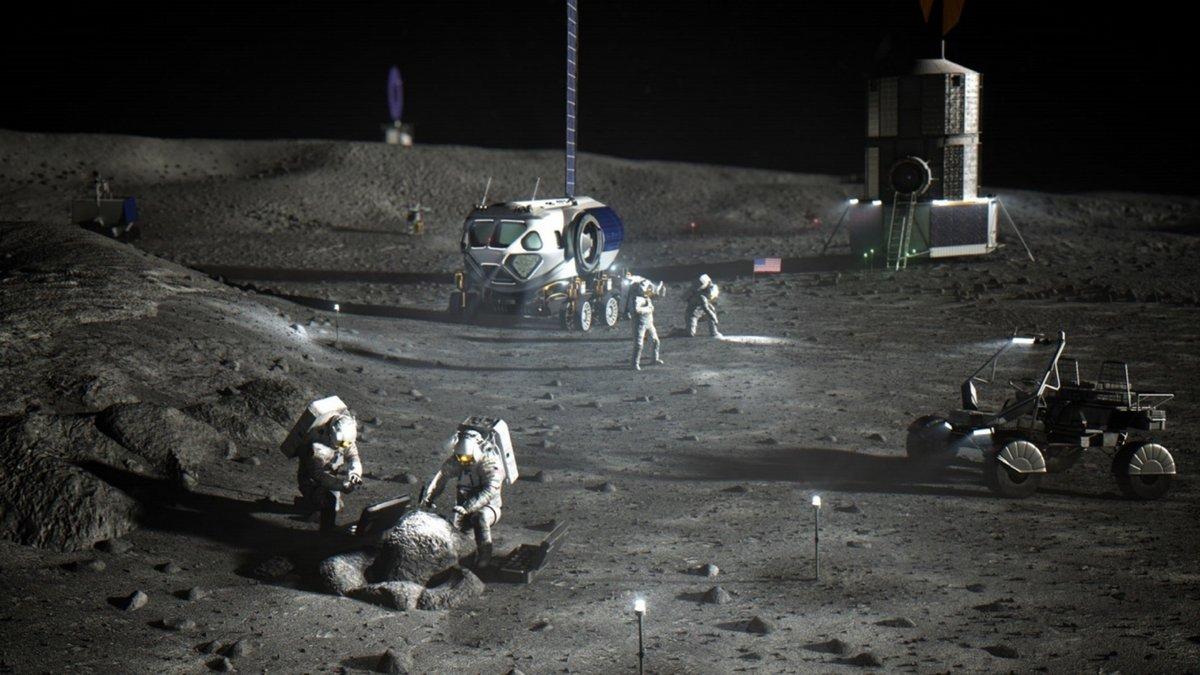 Artemis Lune © NASA