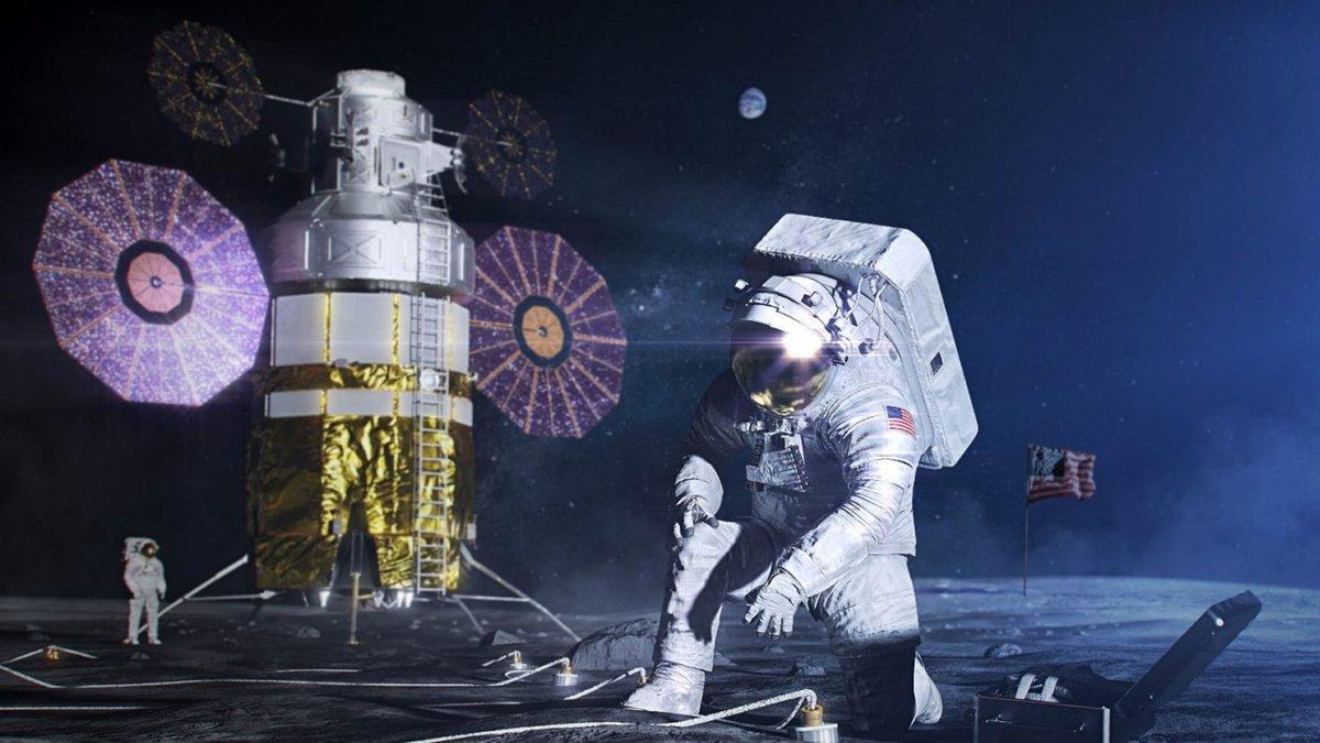 Artémis exploration Lune © NASA
