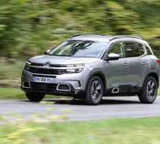 Citroën C5 hybride rechargeable : gros tempérament, idéal pour petits trajets