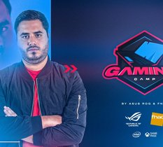 Le Gaming Camp, une émission sur Twitch inédite organisée par ASUS ROG et la FNAC ce weekend !