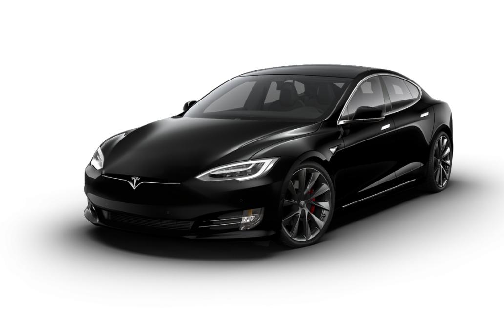 Tesla Model S Plaid Configuration