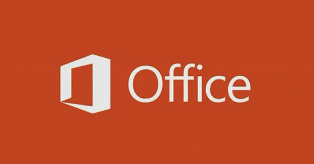 Microsoft Office banner © Microsoft