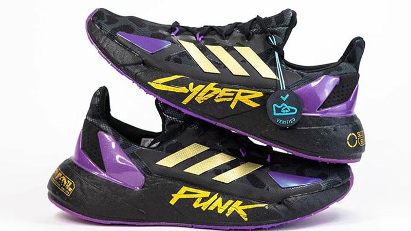 Adidas Cyberpunk 2077