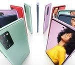 Samsung Galaxy S20 FE : précommandez votre smartphone et profitez d'un Galaxy Fit 2 offert !