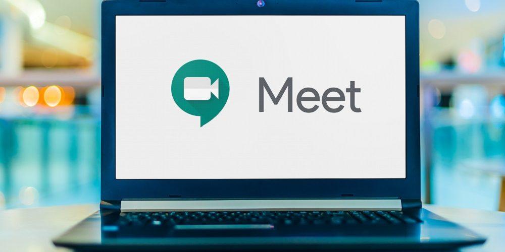 Google Meet © Google Meet