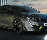 La Peugeot 508 PSE hybride devient le modèle le plus puissant du constructeur