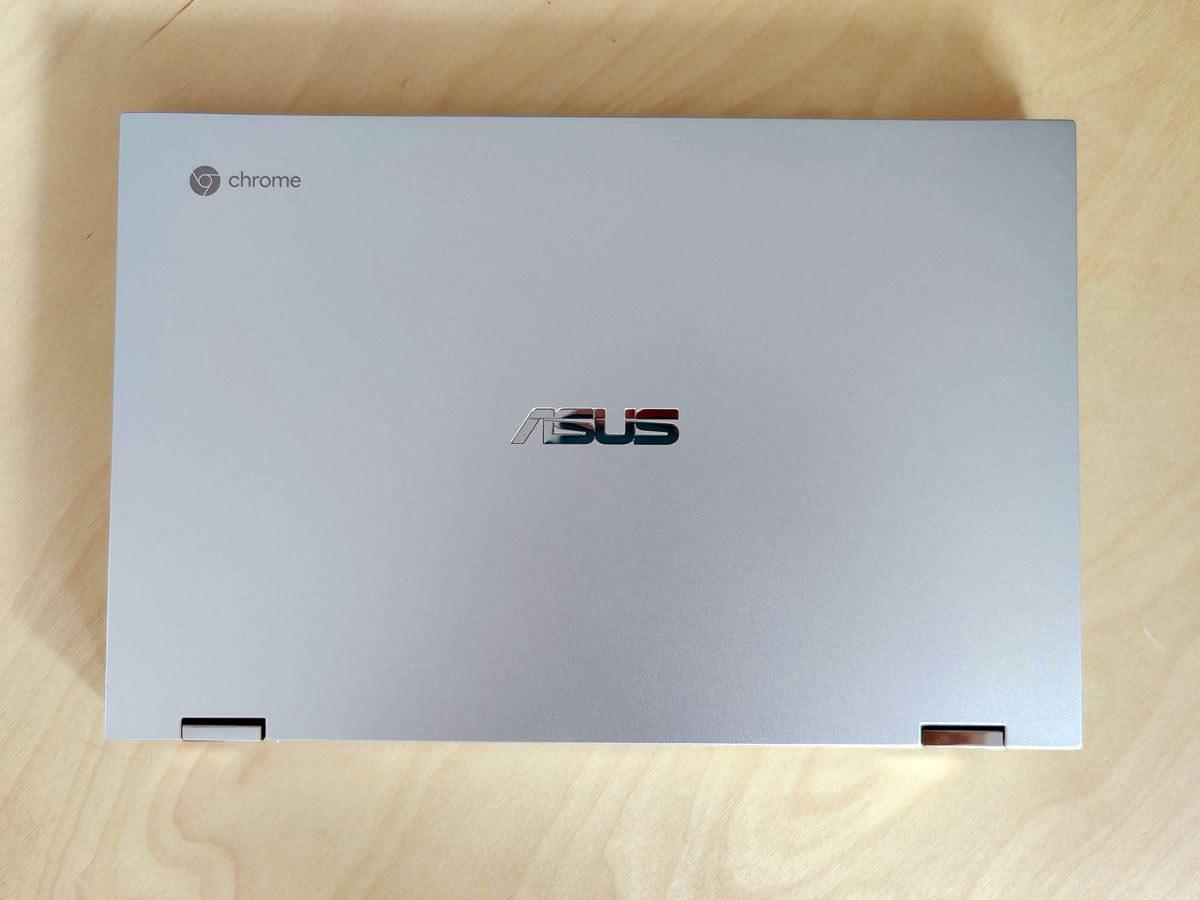 Asus Chromebook Flip C436 © Gabriel Manceau