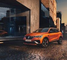 On connaît les prix du SUV hybride Renault Arkana