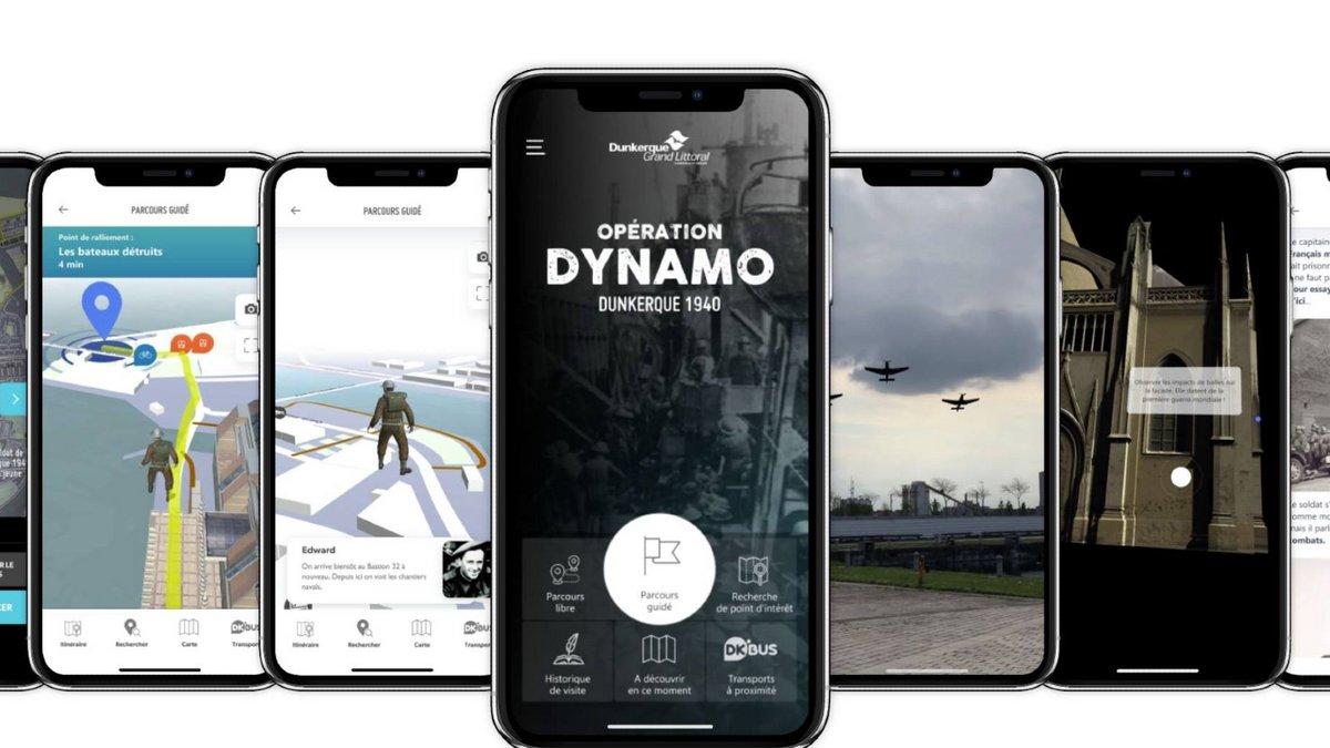 Appli opération Dynamo couv
