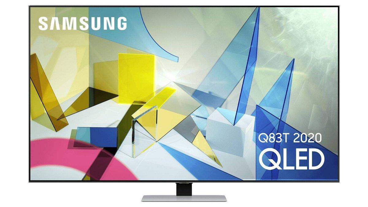 TV QLED Samsung QE55Q83T