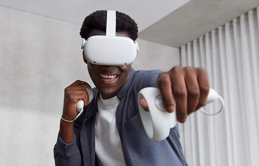 Oculus Quest 2 : le taux de rafraîchissement pourrait bientôt monter à 120 Hz - Clubic