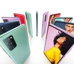 Samsung S20 Fan édition : en précommande jusqu'au 01/10 sur le Samsung Store