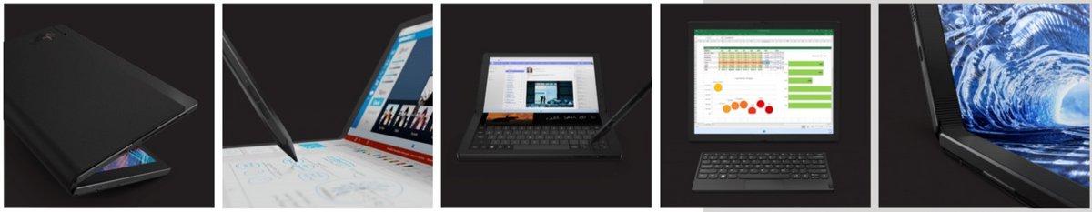 Lenovo ThinkPad X1 Fold © © Lenovo