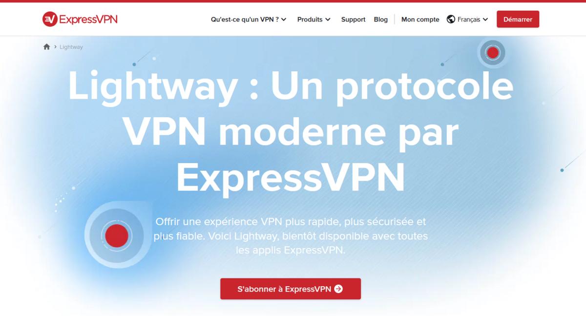 ExpressVPN Lightway