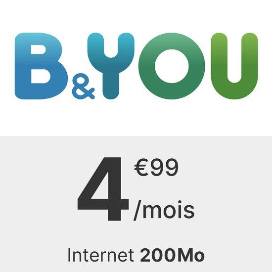 B&You 200 Mo